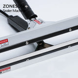 ZONESUN ZS-IPS-300 Hand Impulse Sealer Handheld Heat Impulse Sealer Manual Sealing Machine