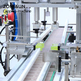 ZONESUN Full Automatic Filling Capping Machine For Production Line - ZONESUN TECHNOLOGY LIMITED