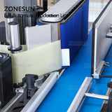 ZONESUN ZS-FAL180 Tabletop Oil Hand Sanitizer Bottle Liquid Jar Filling Capping Labeling Machinery - ZONESUN TECHNOLOGY LIMITED