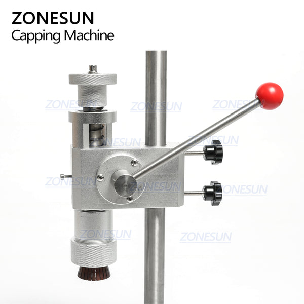 ZONESUN Manual Perfume Crimping Machine For Spray Bottle Crimper - ZONESUN TECHNOLOGY LIMITED