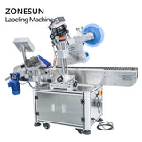 ZONESUN ZS-TB823 Automatic Round Medicine Ampule Bottle Cigarette Labeling Machine - ZONESUN TECHNOLOGY LIMITED