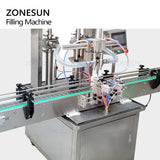 ZONESUN Automatic Beverage Production Line Cans Beer Honey Paste Oil Filling Machine Supplier - ZONESUN TECHNOLOGY LIMITED