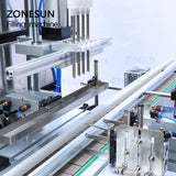 ZONESUN Magnetic Pump Liquid Perfume Filling Machine - ZONESUN TECHNOLOGY LIMITED