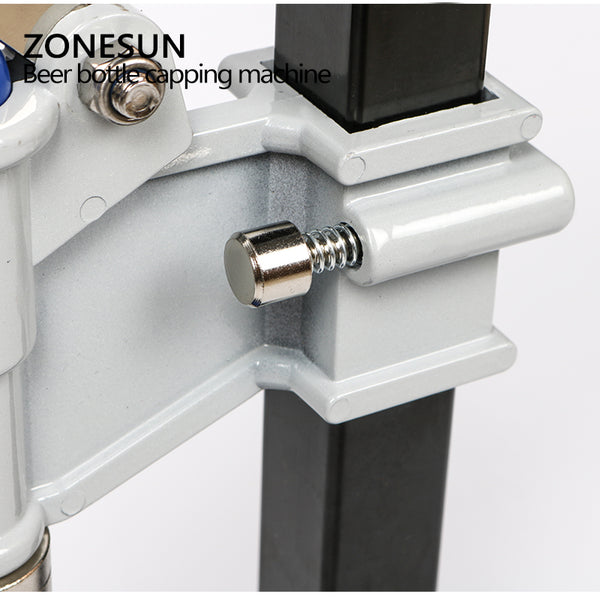 ZONESUN Beer Bottle Capping Machine Drink Capping Machine Soda Water Capper Sealing machine - ZONESUN TECHNOLOGY LIMITED