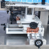 ZONESUN ZS-TB600 Automatic Double Dual-side Sticker Irregular Square Flat Plastic Bottle Can Jar Cream Labeling Machine Factory Price - ZONESUN TECHNOLOGY LIMITED