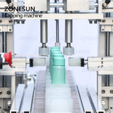 ZONESUN ZS-XG16C Pump Head Round Bottle Automatic Bottle Capping Machine