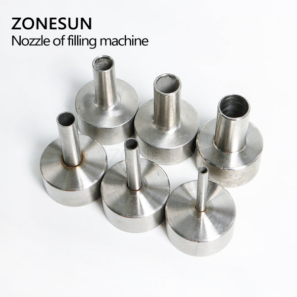 ZONESUN Nozzle for filling machine G1 4mm 6mm 8mm 10mm 12mm 14mm - ZONESUN TECHNOLOGY LIMITED