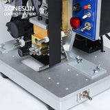 ZONESUN Semi-automatic Electric Hot Stamp Ribbon Code Printer Ribbon Coder HP-241B Color Ribbon Hot Printing Machine,Heat ribbon printer - ZONESUN TECHNOLOGY LIMITED