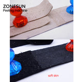 ZONEUN Leather Splitter Skiving Machine Peeling Machine Paring Machine - ZONESUN TECHNOLOGY LIMITED