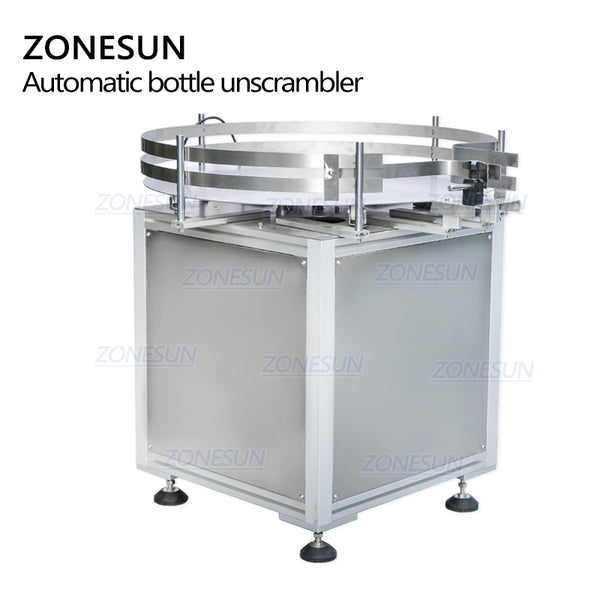 ZONESUN Full Automatic Bottle Recycling Machine For Production Line - ZONESUN TECHNOLOGY LIMITED
