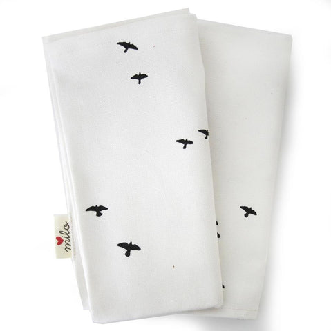 Table Runners + Napkins. Bird Napkin Set  sc 1 st  Ark + Nomad & Table Runners | Tablecloths \u2013 Ark + Nomad