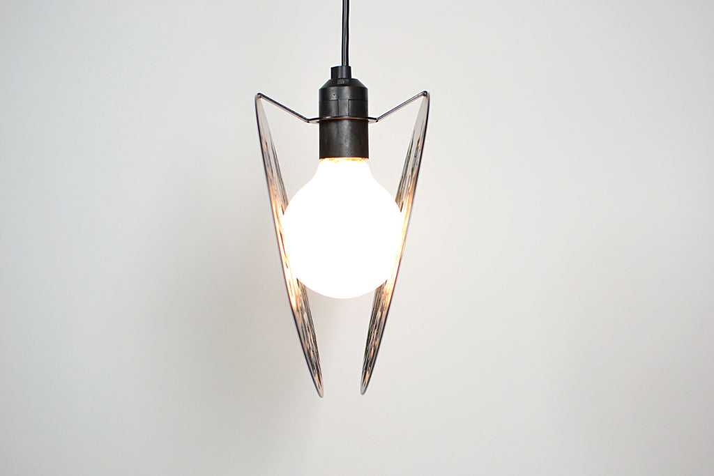 Halos - Black Pendant Light