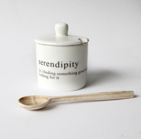 Serendipity Sugar Pot