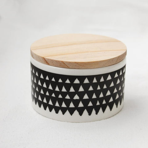 Tribal Small Jar