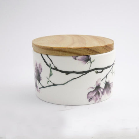 Magnolia Small Jar