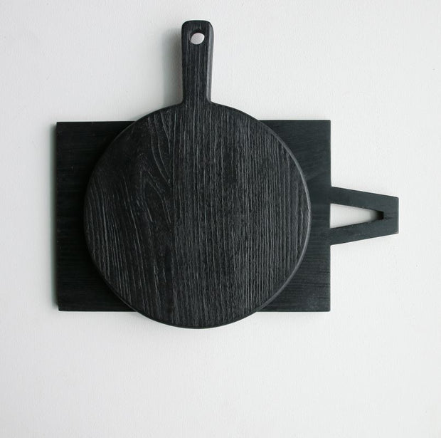 HK Living | Black Breadboard Round S | House of Orange Melbourne
