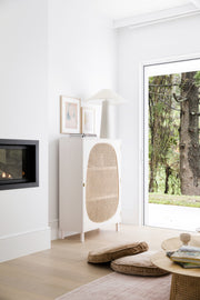 HK Living | Lampshade | Triangle Ivory Jute (Shade only) | HK Living | House of Orange Melbourne