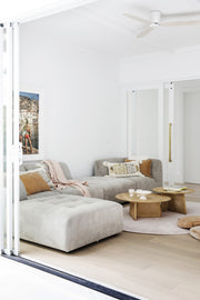 HK Living | Vint Couch Element A Corduroy Rib Creme | House of Orange Melbourne