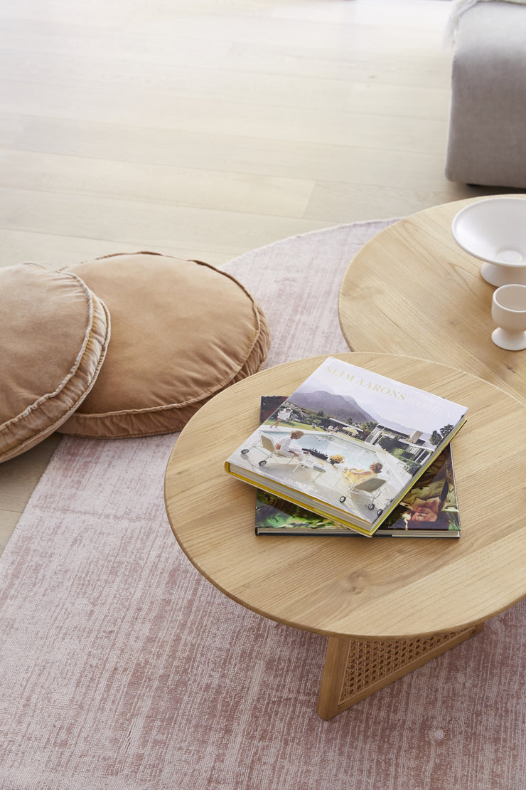 HK Living | Coffee Table | Webbing Medium Natural | HK Living | House of Orange Melbourne
