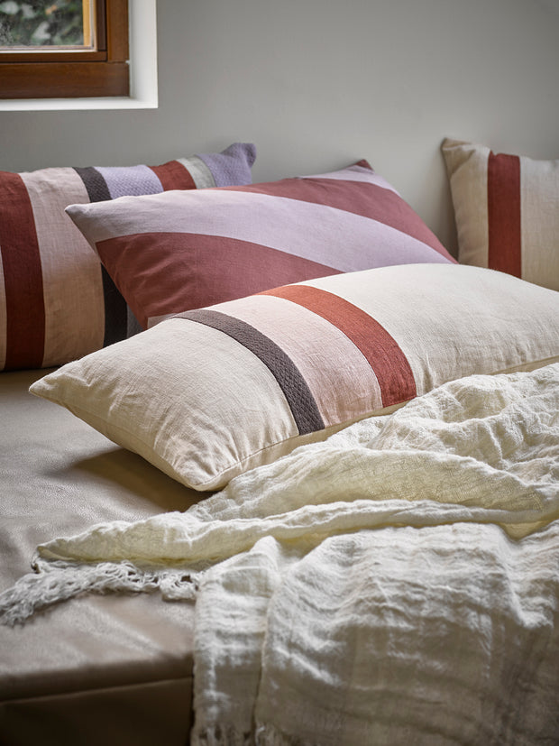 HK Living | Cushion 'B' | Linen Striped | HK Living | House of Orange Melbourne