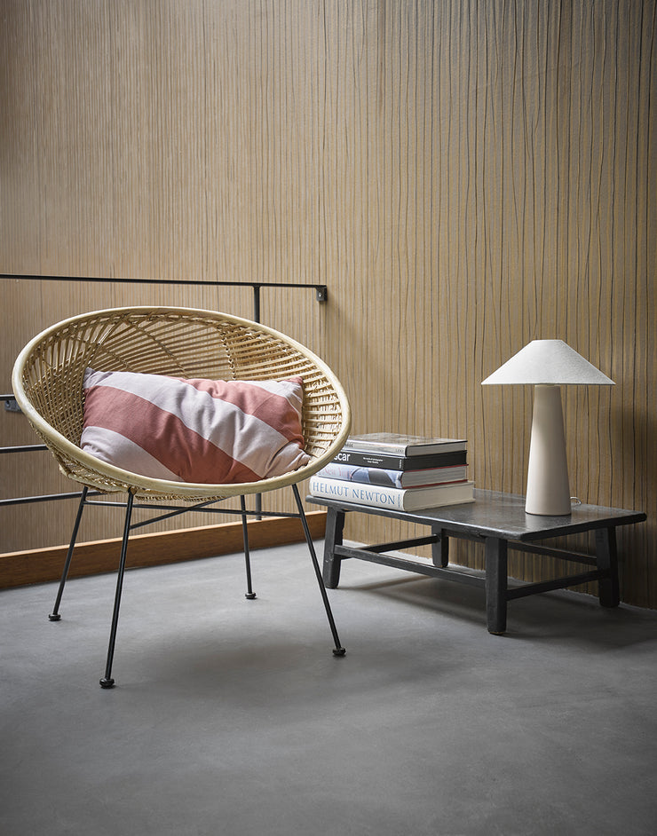 HK Living | Lounge Chair | Ball Rattan Natural | HK Living | House of Orange Melbourne