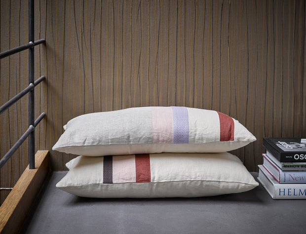 HK Living | Linen Striped Cushion B (70x35) | House of Orange Melbourne