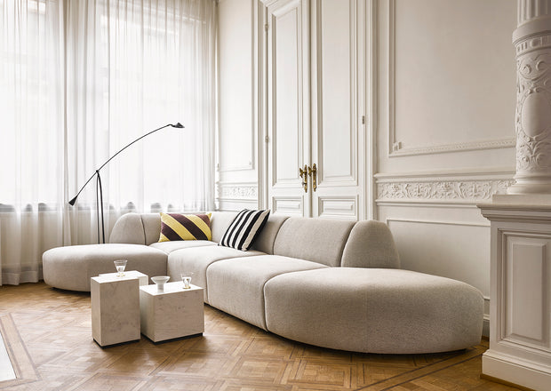 HK Living | Couch | Jax Element Angle Light Grey | HK Living | House of Orange Melbourne