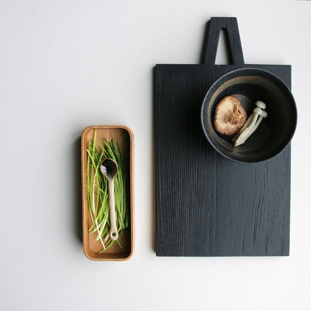 HK Living | Black Breadboard Square L | House of Orange Melbourne
