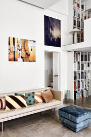 HK Living | Art Frame | Tram on Plexibond | HK Living | House of Orange Melbourne