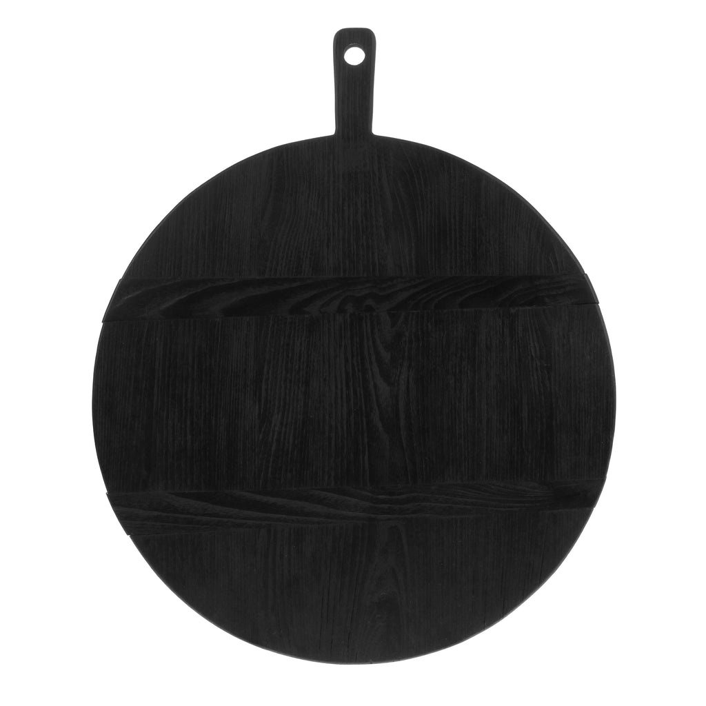 HK Living | Black Breadboard Round L | House of Orange Melbourne