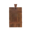 Breadboard Reclaimed Teak Square S