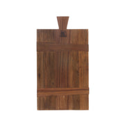 HK Living | Breadboard | Reclaimed Teak Square Small | HK Living | House of Orange Melbourne