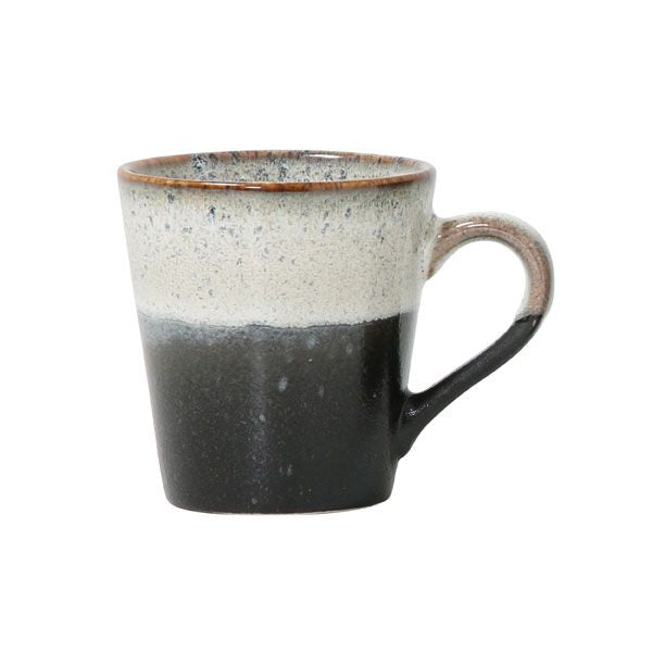 HK Living | 70s Ceramic espresso mug - Rock | House of Orange Melbourne