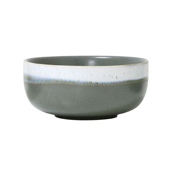 HK Old | 70's Ceramic Bowl Medium - Camouflage | House of Orange Melbourne