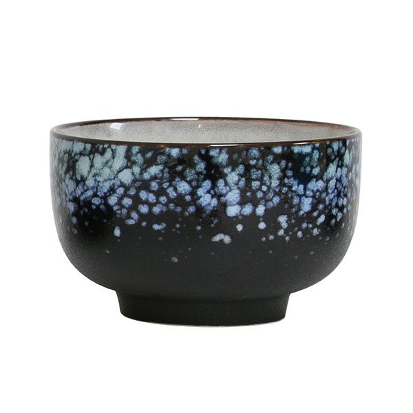 70s Ceramic bowl - Galaxy
