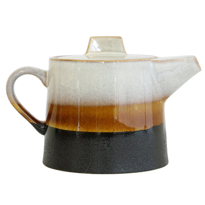 HK Living | 70s Ceramic Tea Pot - Elements | House of Orange Melbourne