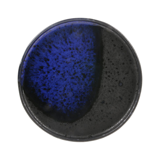 HK Living | Dessert Plate | Ceramic Cobalt Blue | HK Living | House of Orange Melbourne