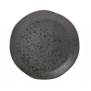 HK Living | Bold & Basic Ceramics: Organic Dinner Plate Grey | House of Orange Melbourne