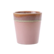 HK Living | Ceramic 70's Mug Pink | House of Orange Melbourne