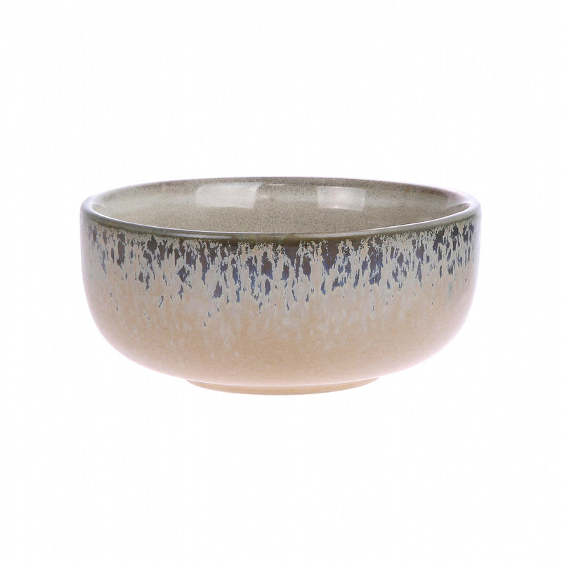 Ceramic 70's Bowl Medium Bark
