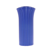 Flower Vase | Cobalt Matte Ceramic Small | HK Living