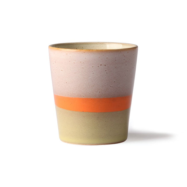 HK Living | Ceramic 70's Mug: Saturn | House of Orange Melbourne