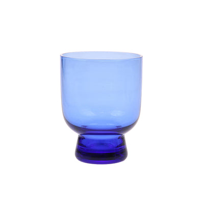 HK Living | Cobalt Blue Glass M | House of Orange Melbourne