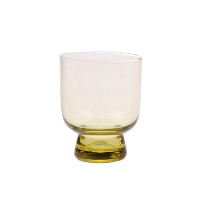 HK Living | Wine Glass | Chartreuse Medium | HK Living | House of Orange Melbourne