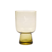 HK Living | Wine Glass | Chartreuse Large Engraved | HK Living | House of Orange Melbourne