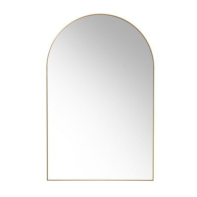 HK Living | Arch Wall Mirror Brass | House of Orange Melbourne