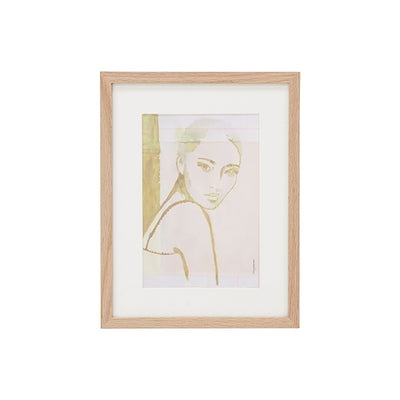 HK Living | Art Frame | by artist 'Tiny' Small Stella | HK Living | House of Orange Melbourne