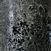 Textured Candle Black Medium