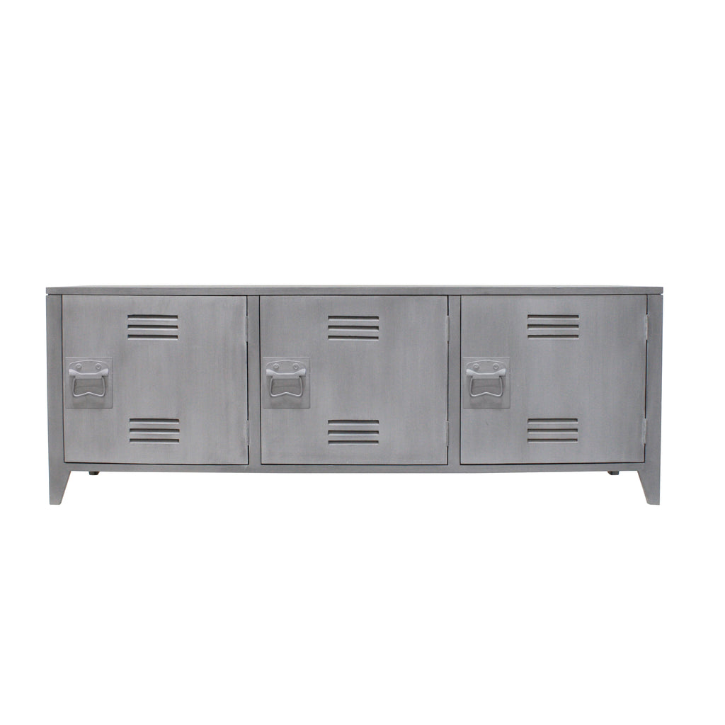 TV Locker Grey