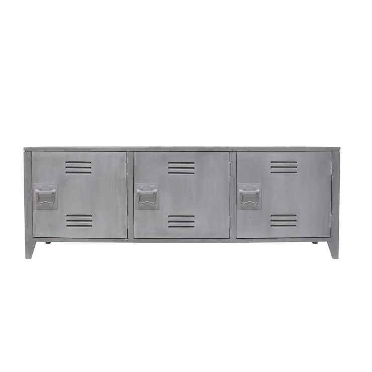 HK Living | TV Locker | Wood Grey | HK Living | House of Orange Melbourne